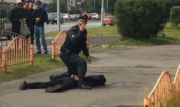 Eight people wounded in knife attack in Russian Federation