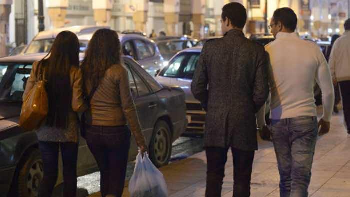 Laws regarding sexual harassment in public places