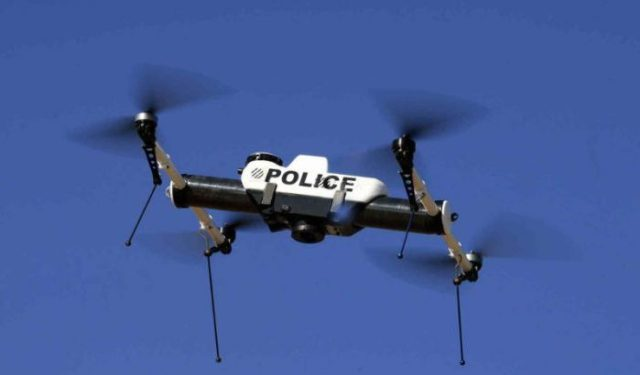 Spain Considers Using Drones to Reinforce Security Measures in Sebta