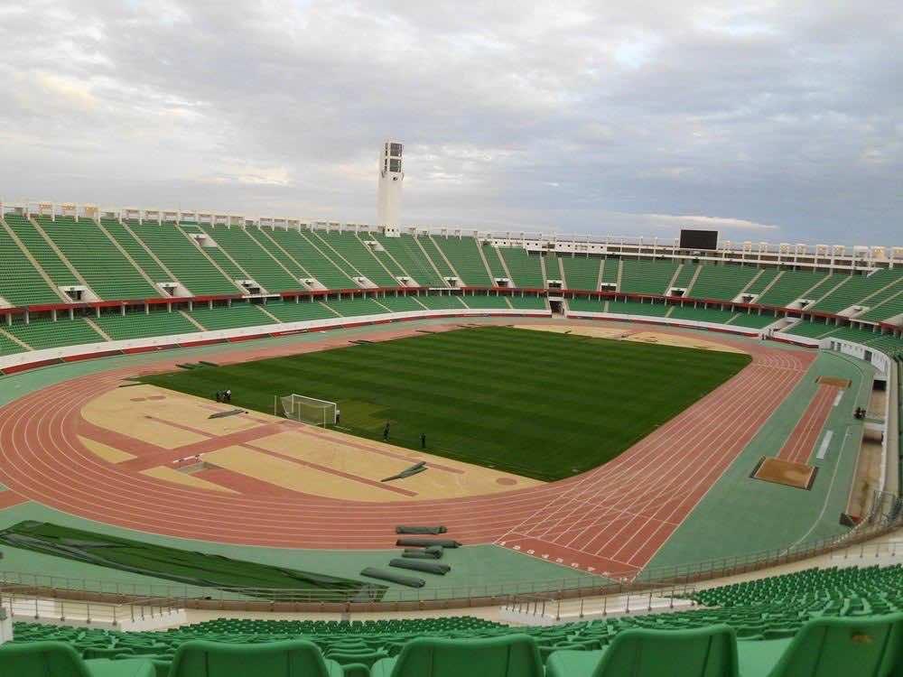 Stade of Adrar, Agadir