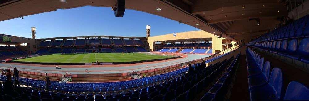 Stade of Marrakech