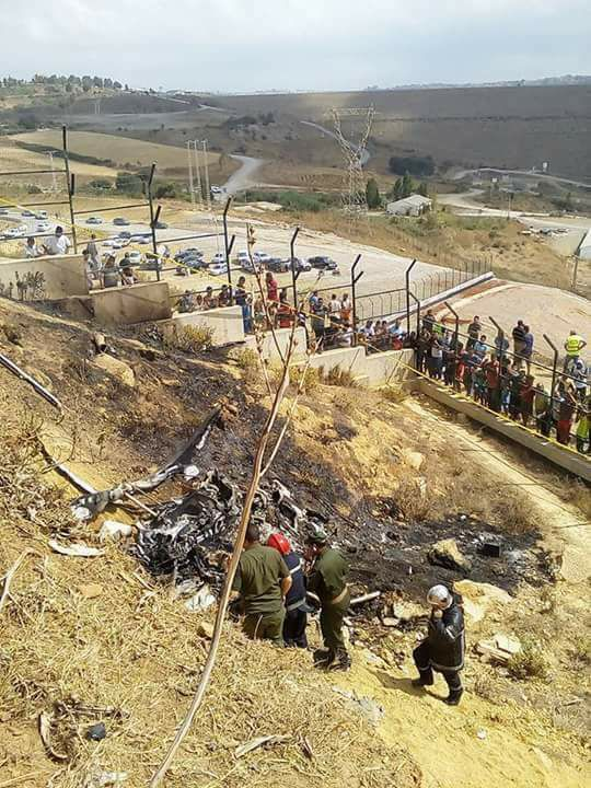 4 Killed After Helicopter Crashes in Algeria