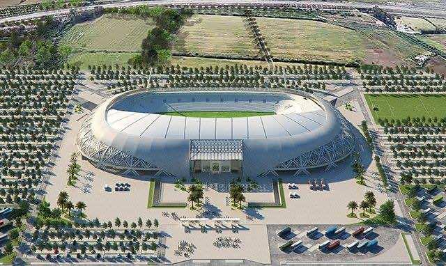 Tetouan's stadium
