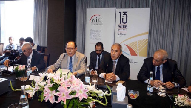 The World Islamic Economic Forum (WIEF)