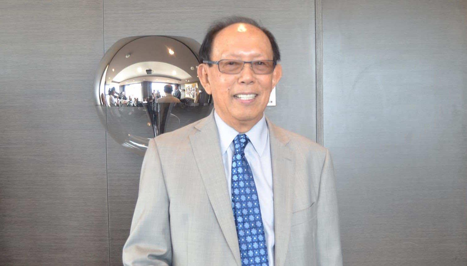 WIEF chairman Tun Musa Hitam