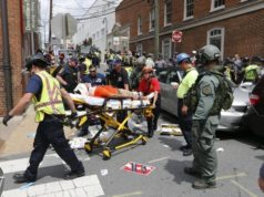 Woman Killed, 35 Injured in Virginia After White Supremacist Drives Car Into Protesters