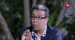 Director of news website Badil, Hamid El Mehdaoui