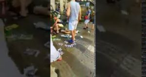 Video: Barcelona's Las Ramblas Terrorist Attack
