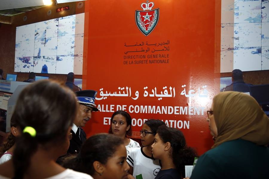 80,000 Attend Moroccan Police Open House in Casablanca