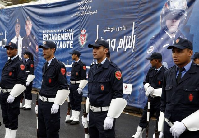 80,000 Attend Moroccan Police Open House in Casablanca, DGSN, Abdellatif Hammouchi, Morocco