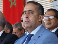 Abdellatif Hammouchi, the head of Moroccan domestic intelligence and national policy