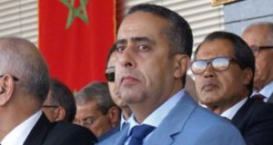 Abdellatif Hammouchi, the head of Moroccan domestic intelligence and national policy