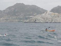 Activists Swim and Kayak Across Straight of Gibraltar to Spotlight Migration Injustices