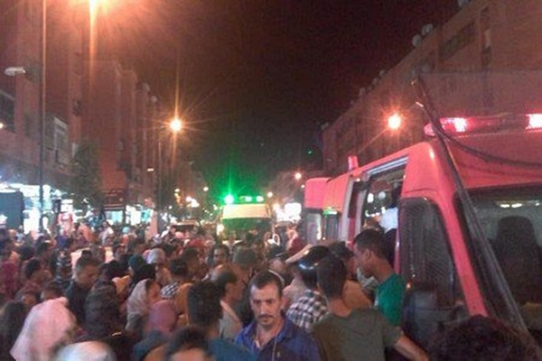 Car Drives into Crowd in Marrakech, Injuring 11
