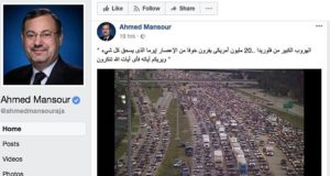 Egyptian Journalist Gloats Over Victims of Hurricane Irma, Deems it 'Sign from God'