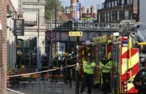 Parsons Green Bombing: British Police Arrest Second Suspect