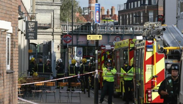 Parsons Green Bombing: British Police Arrest Second Suspect