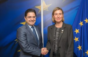 EU Foreign Policy Chief: Partnership with Morocco Is 'Strategic'