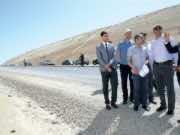 Govt. Claims Lands in Al Hoceima to Build Expressway, Abdelkader Amara, Al Hoceima Manarat Al Moutawasit, Taza