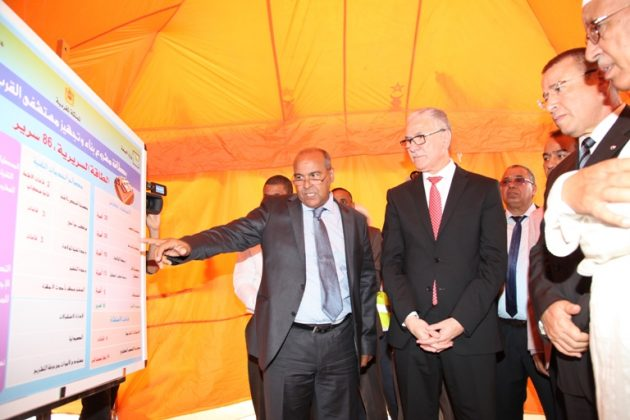 Health Ministry Launches Hospital Construction in Draa-Tafilalet Region, Reinforces Healthcare Infrastructure