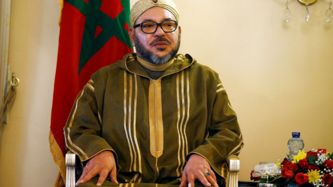 King Mohammed VI Proud of Morocco's Contribution to AU
