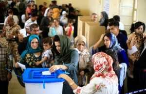 3 Million Iraqi Kurds to Vote in Historic Independence Referendum