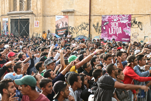 L'Boulevard Festival in Casablanca