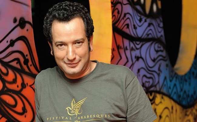 Mohamed Merhari, founder of L'Boulevard Festival