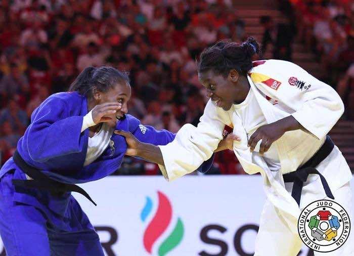 Moroccan Asmaa Niang Among World's Top 5 Senior Judo Champions
