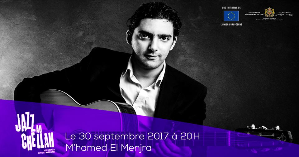 Moroccan guitarist M'hamed El Menjra