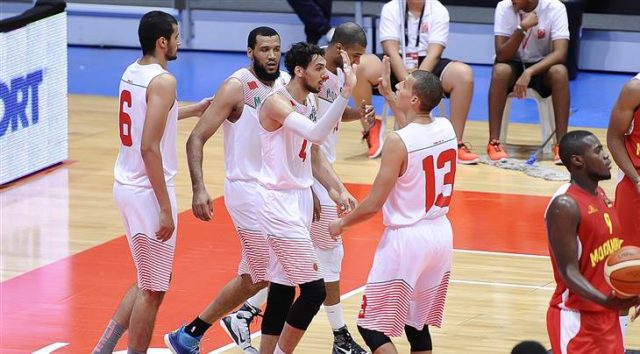 Morocco Takes 4th Place at 2017 AfroBasket Tournament