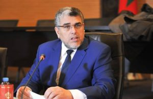 Mustapha Ramid, Minister in Charge of Human Rights