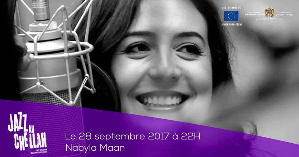 Nabyla Maan, Challah Jazz festival