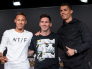 FIFA Nominates Ronaldo, Neymar, Messi as Finalists for Best Men's Player Award