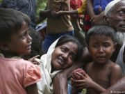 Rohingya persecution in Myanmar