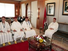 Saudi King Receives Head of Moroccan Delegation to Hajj, Sends Greetings to King Mohammed VI