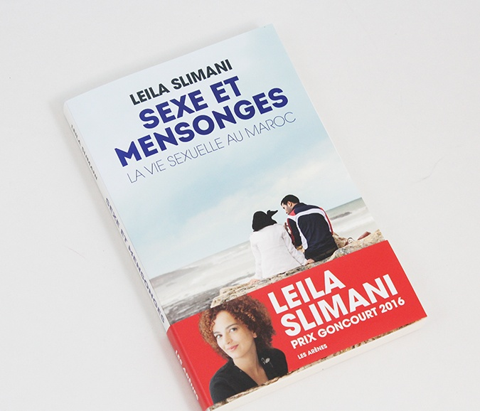 Sexe et mensonges novel by Leila Slimani