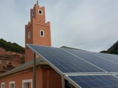 Solar energy, solar powered mosque,Solar panels, Morocco, Solar Powered Mosque, marrakech, solar energy mosque