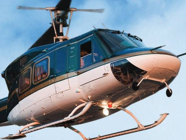 T53 Helicopter