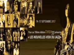 Tangier to Host Tanjazz Festival September 14-17