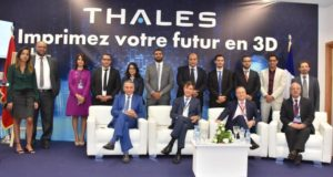 Thales Group Launches 3D-Printing Plant in Casablanca