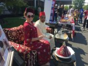 The Moroccan Gallery at the 2017 New England Muslim Festival