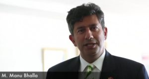 The Regional Director of MEPI, Manu Bhalla