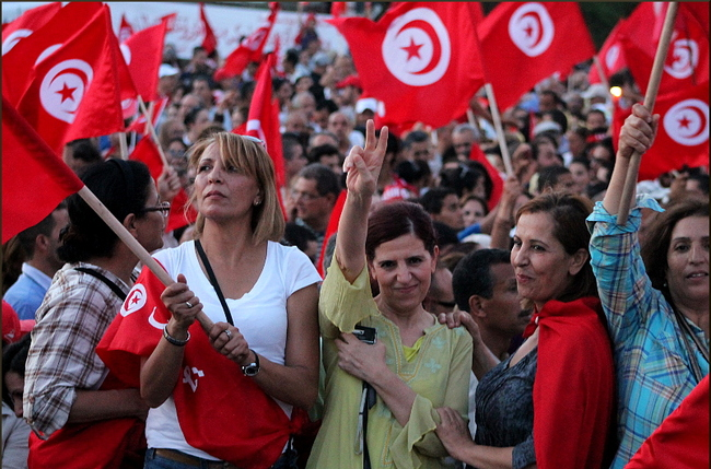 Tunisian Women to March for Equality in Inheritance