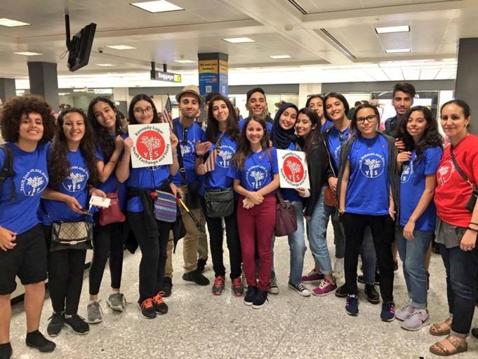 US Study-Abroad Program for Moroccan High School Students