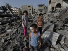 children in Gaza are living in impoverished circumstances
