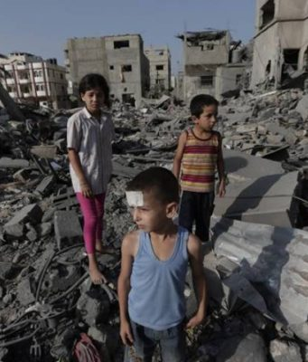 Israelis and Palestinians Renew a Fragile Ceasefire