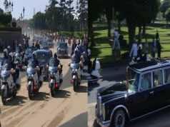 Video: King Mohammed VI Performs Eid El Adha Rituals in Rabat