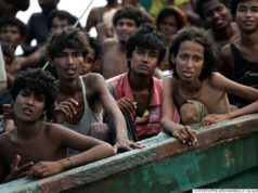 Nearly 480,000 Rohingya Muslims Have Fled to Bangladesh Since August