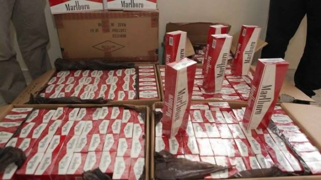 1 Out of 8 Cigarettes in Morocco Is Illicit, Mostly Smuggled from Algeria